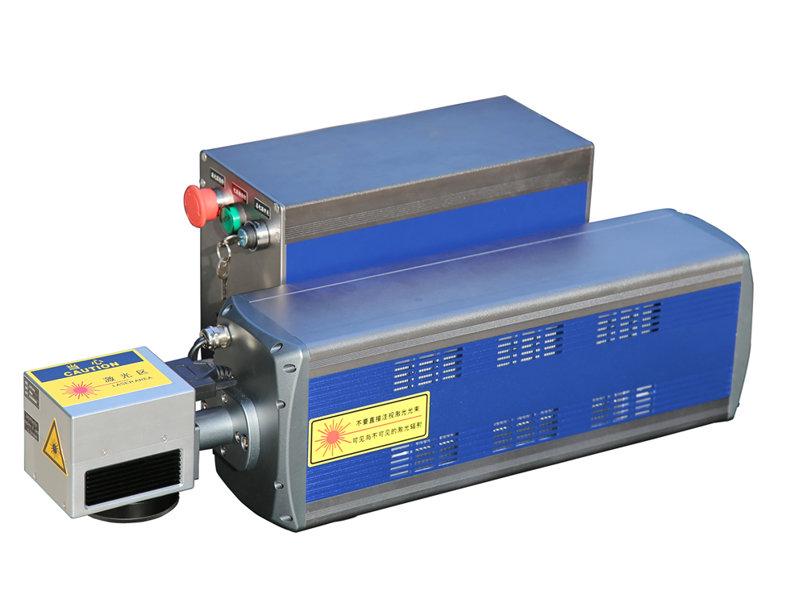 二氧化碳CO2激光打标机原理/组成及优点先容