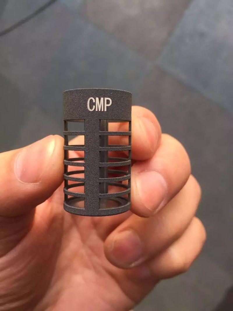 金属标识激光打标机
