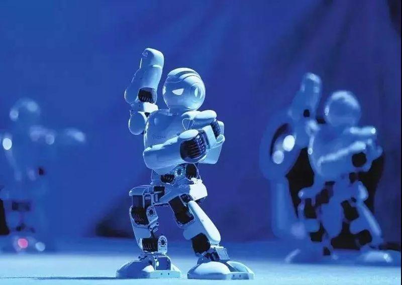 机器人街舞