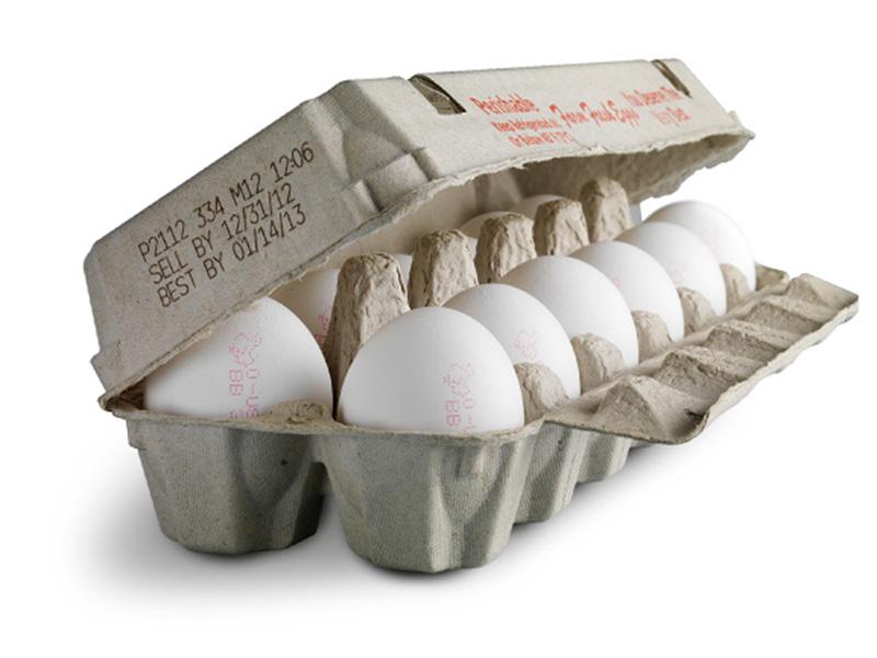 二氧化碳喷码机为鸡蛋迎来一场新革命
