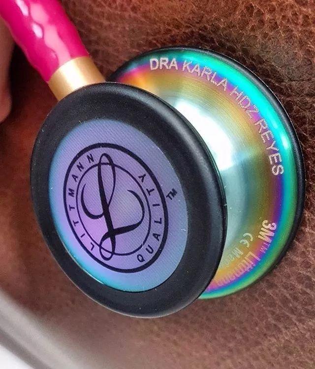 激光打标在医疗器械听诊器上的应用